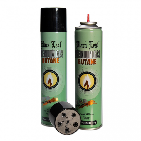 Black Leaf Premium Gas Butane