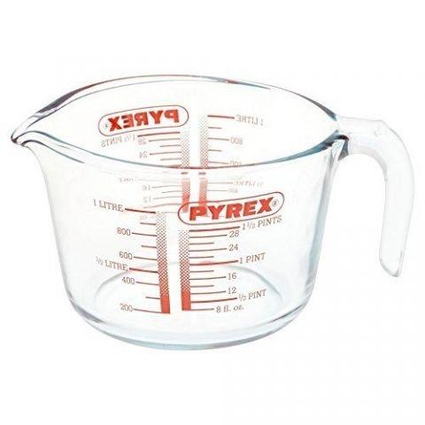 Pyrex Messbecher