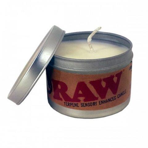 RAW Terpene Sensory Enhanced Candle